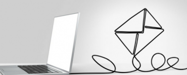 computer e busta email