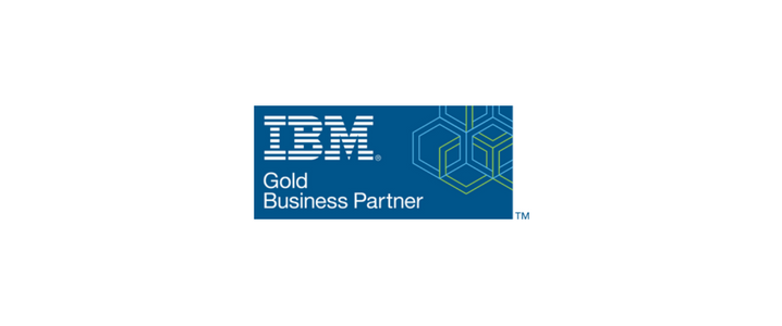 logo partnership IBM